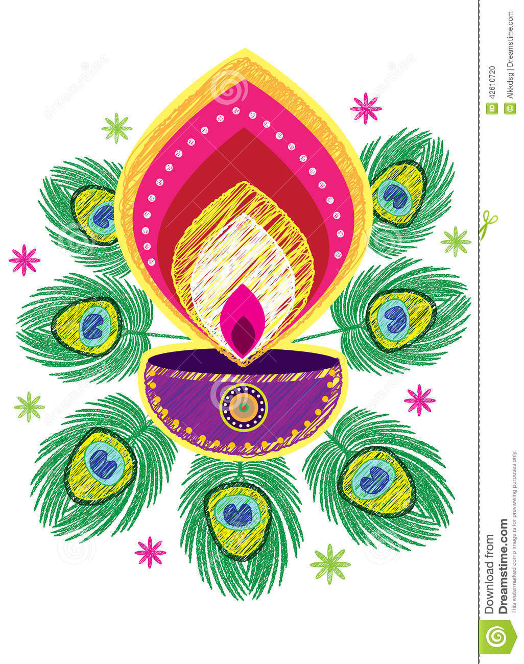 1026x1300 diwali candle light sketch drawing clipart diwali