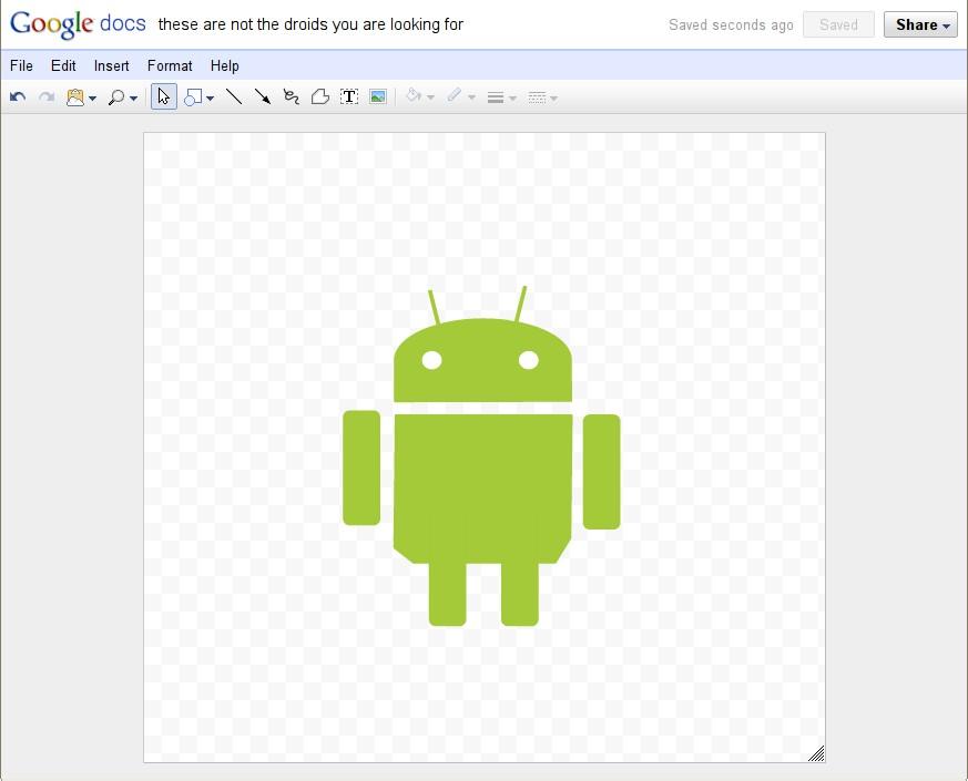873x705 Google Docs' New Drawing Editor