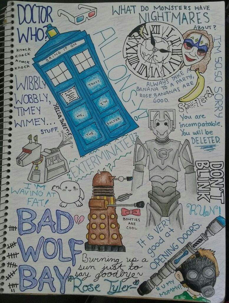 777x1024 Dw Drawing!! Doctor Who Amino