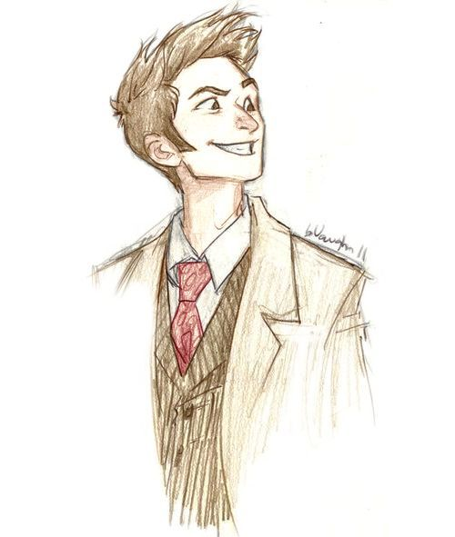500x591 David Tennant As Doctor Who Who