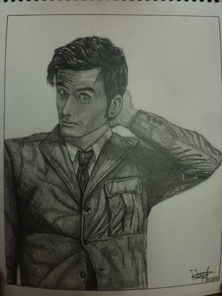 774x1032 Doctor Who Drawing By Marietaylor
