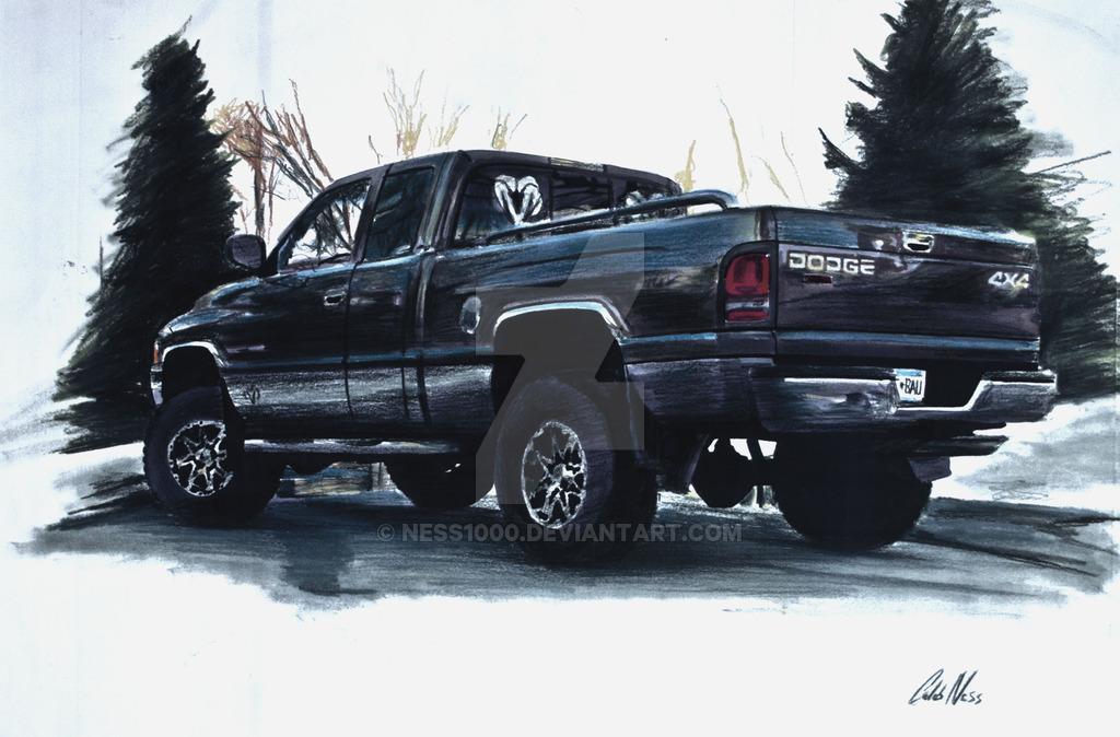 1024x674 1997 Dodge Ram 1500 By Ness1000
