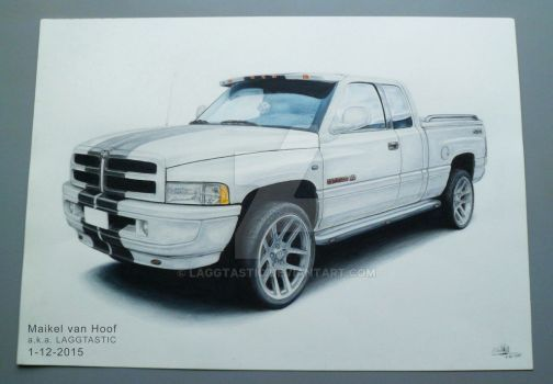 Dodge Ram Drawing at GetDrawings com | Free for personal use