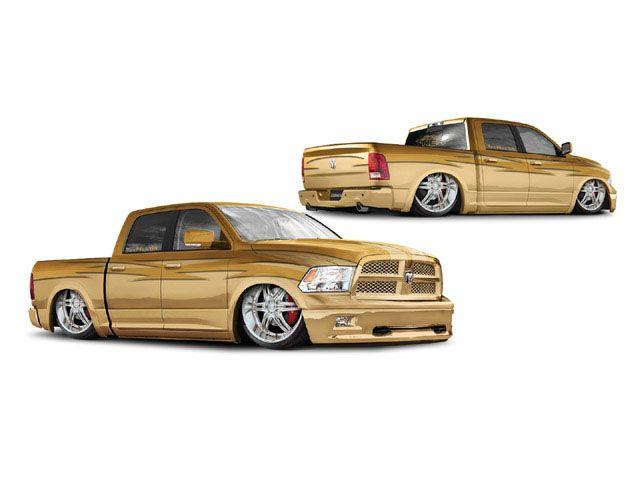 640x480 Ekstensive Metalworks 2009 Dodge Ram 1500 Crew Cab