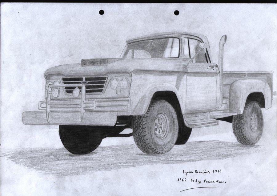 900x637 Metalwolf Pack Images 1962 Dodge Power Vagon Hd Wallpaper