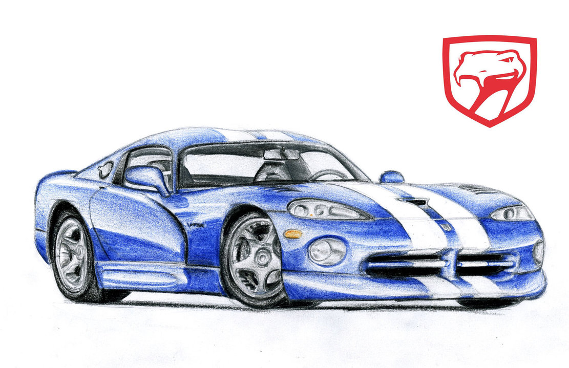 1111x719 Dodge Viper Gts By Sl Cardesign