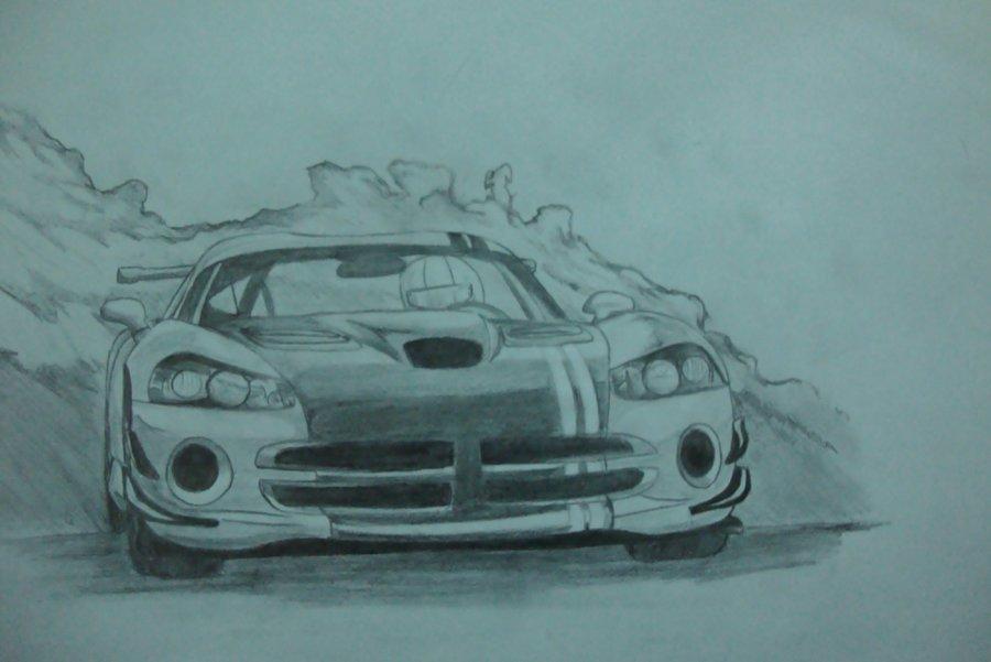 900x601 Dodge Viper Srt 10 Acr X By Samanth406