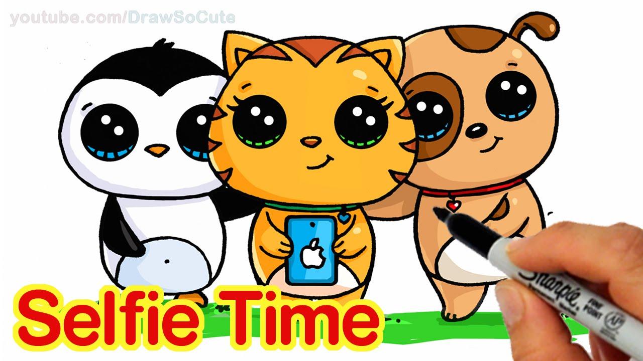 1280x720 Selfie Time!
