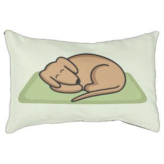 324x324 Cute Brown Sleeping Cartoon Dog Drawing Dog Bed