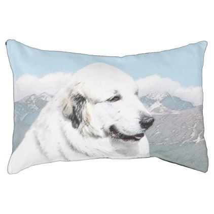 422x422 Great Pyrenees Pet Bed