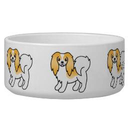 260x260 Phalene Drawing Pet Bowls