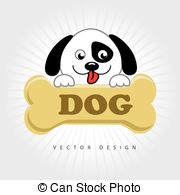 180x195 Red Dog Bowl Drawing Simple Design Illustration Isolated