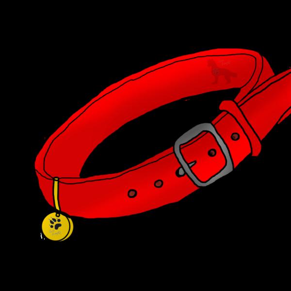 600x600 Quick 5 Min Collar Drawing By Tevosilverfox
