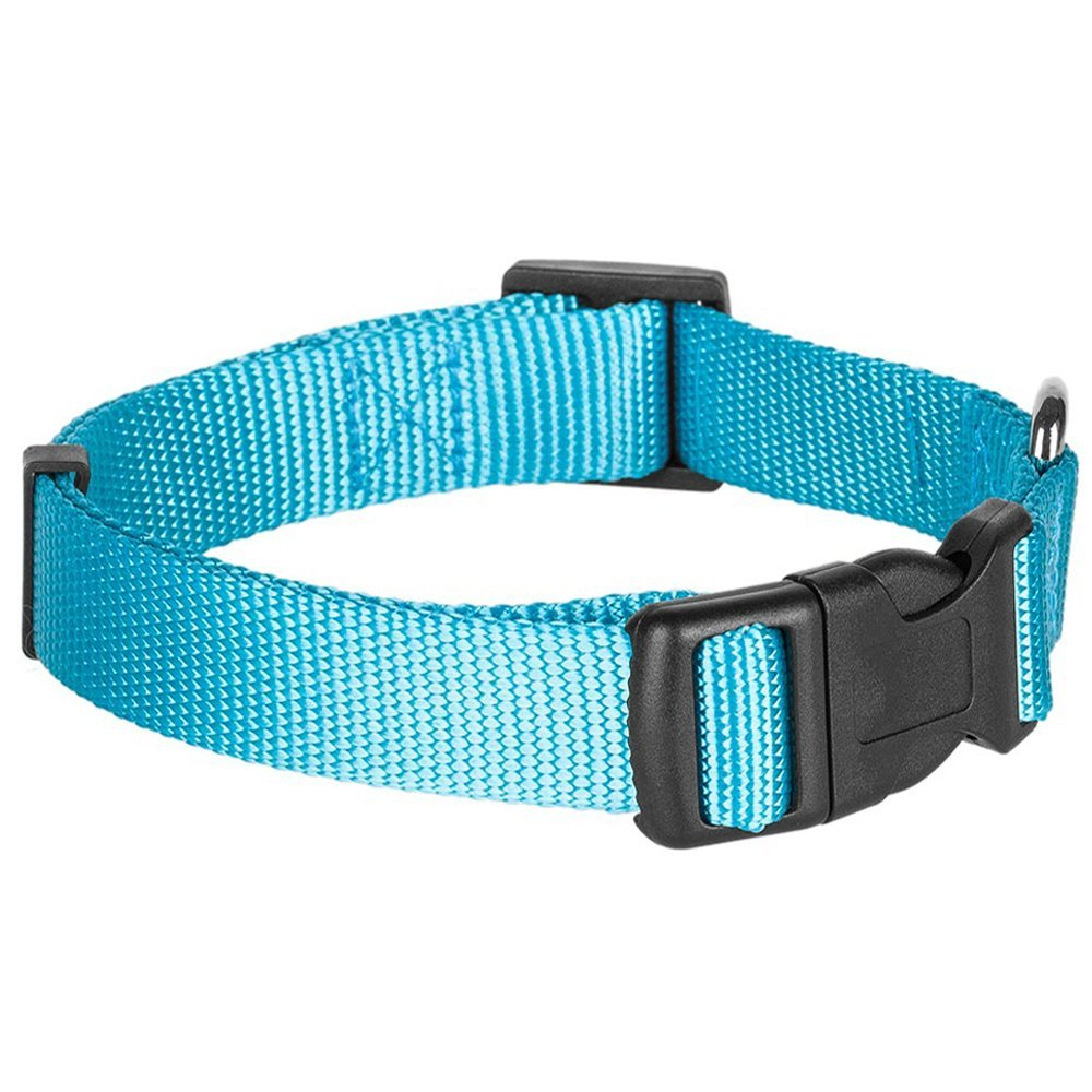 1000x1000 Soyion Pet Classic Solid Color Nylon Dog Collar, Designer Dog Bow