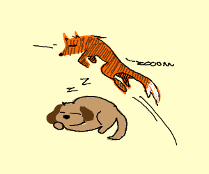 300x250 The Quick Brown Fox Jumps Over The Lazy Dog
