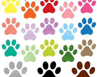 Dog Paw Print Drawing At Getdrawings Free Download