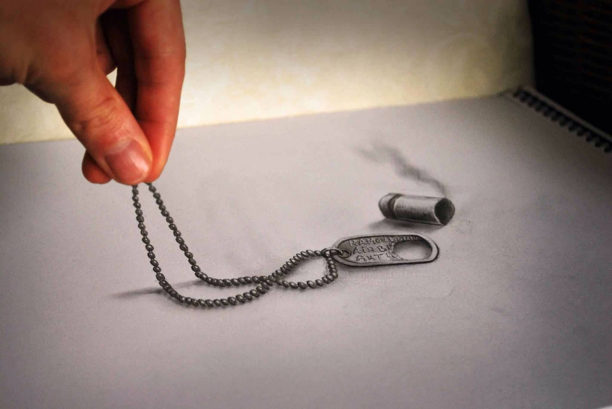 2048x1370 Dog Tag And Bullet Military Life Military Life