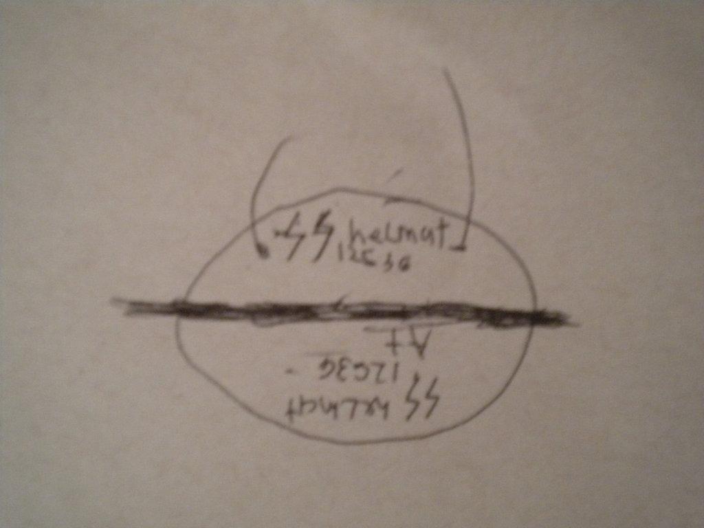 1024x768 German Ww2 Dog Tags Drawing By Shyomegawolf