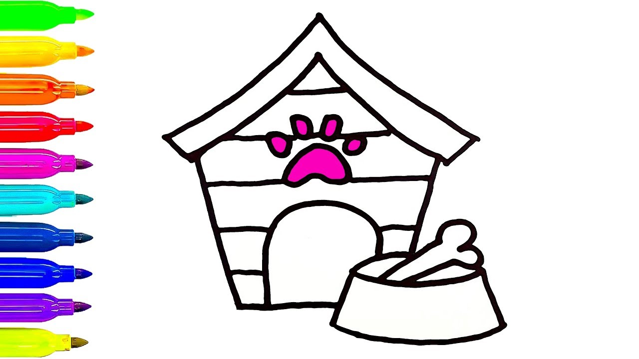 Dog House Coloring Page Elegant sherman mr peabody coloring pages
