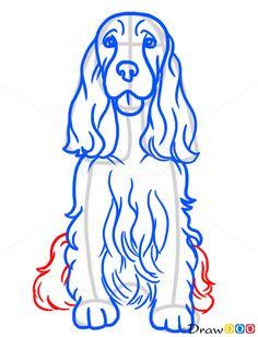 236x308 Dog Line Drawing