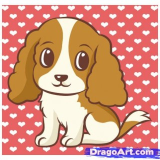 320x320 Tag For Drawing Of Dog For Kids Dogs Drawings For Kids Tags
