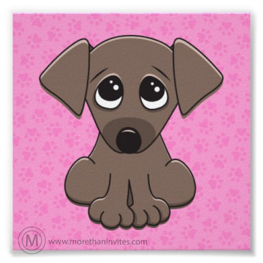 384x384 Photos Cartoon Puppy Images For Kids,