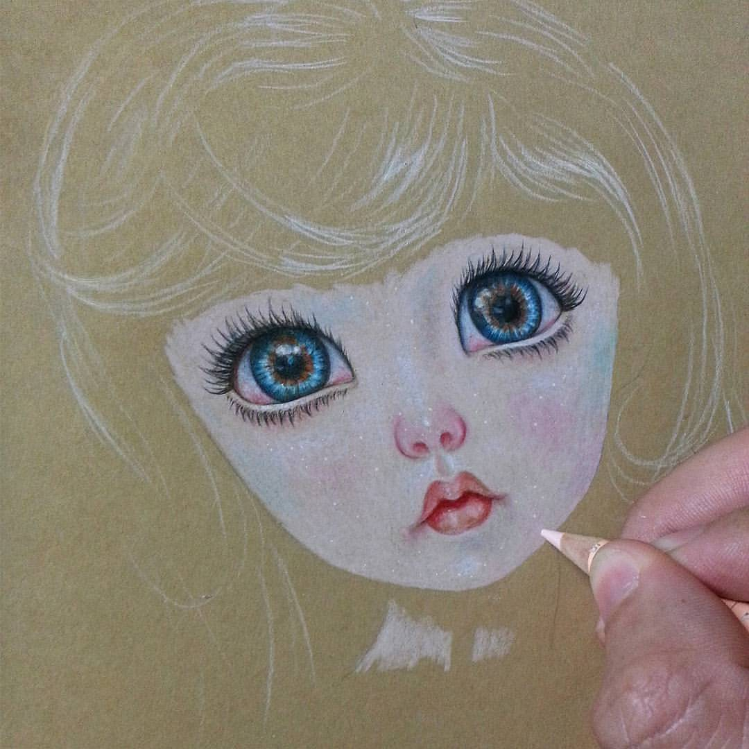 1080x1080 Taylor Swift Doll Ronald Restituyo Art