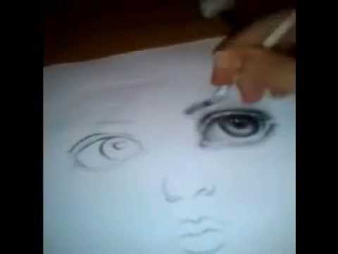 480x360 How To Draw Doll Face