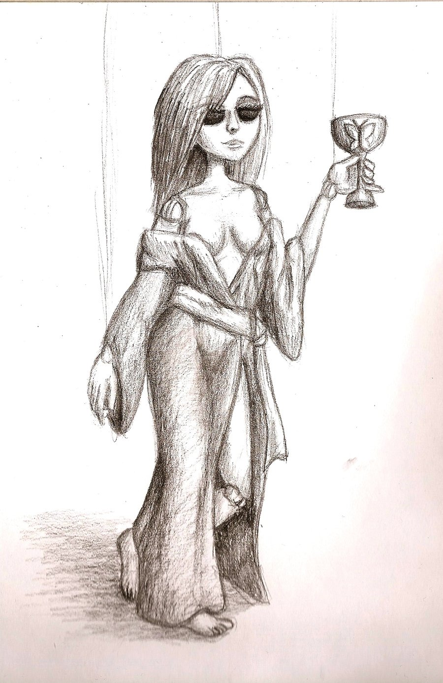 Doll Sketch Drawing at GetDrawings | Free download
