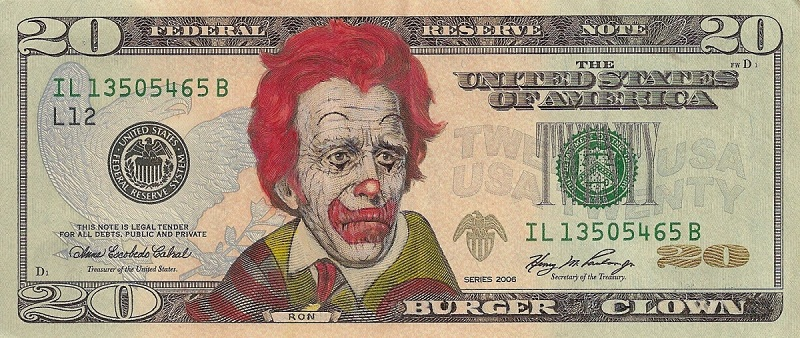 800x338 This Artist Transforms Us Banknotes Into Hilarious Portraits