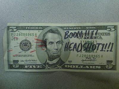400x300 Dollar Bill Drawing