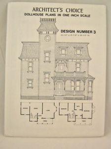 225x300 Dollhouse Plans Design