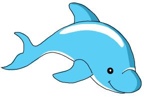 300x200 How To Draw A Dolphin