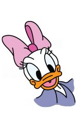 150x266 How Draw Donald Duck, Step By Step Drawing Tutorial How