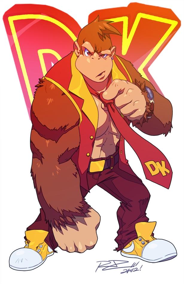 615x950 Donkey Kong Appreciation.