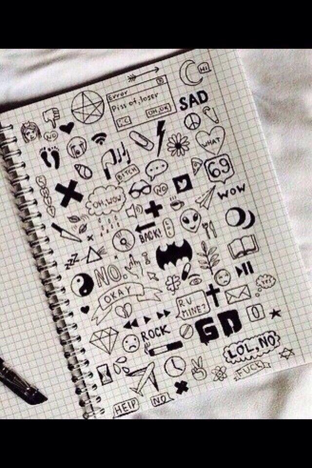 640x960 Pin By Anastasiy On Art Doodles, Drawings And Bullet