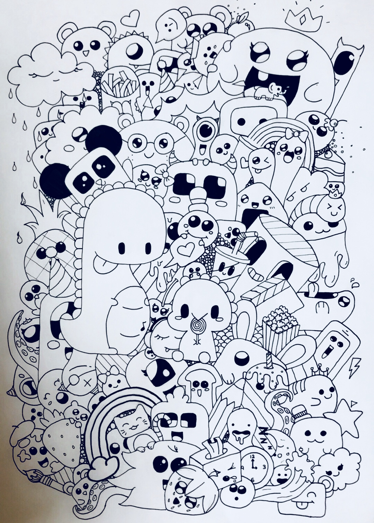 1242x1736 Pin By Mandy Rodriguez On Drawing Doodles, Drawings