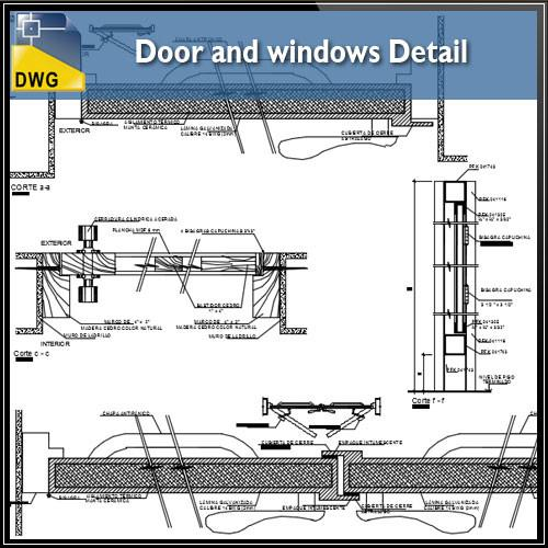 Door Detail Drawing At Getdrawings Com Free For Personal