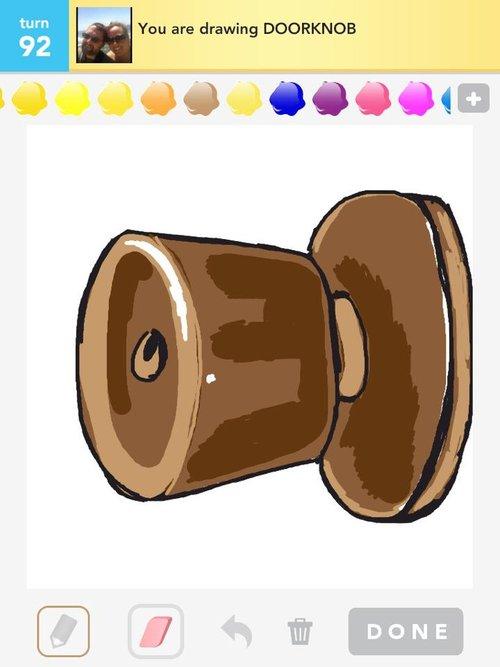 500x667 Doorknob Drawings