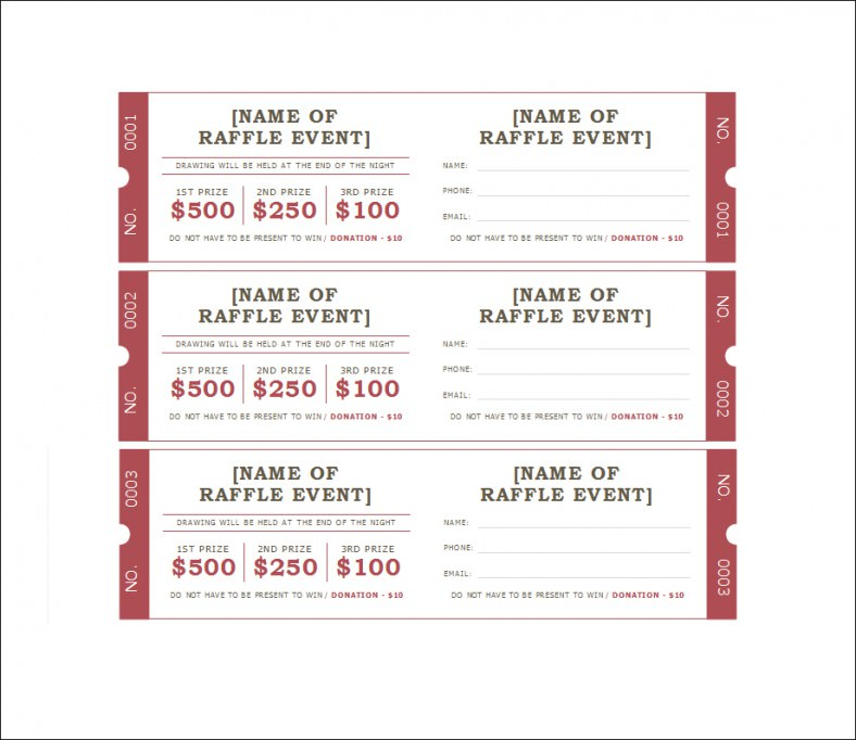 Door Prize Drawing Template at GetDrawings.com | Free for personal ...