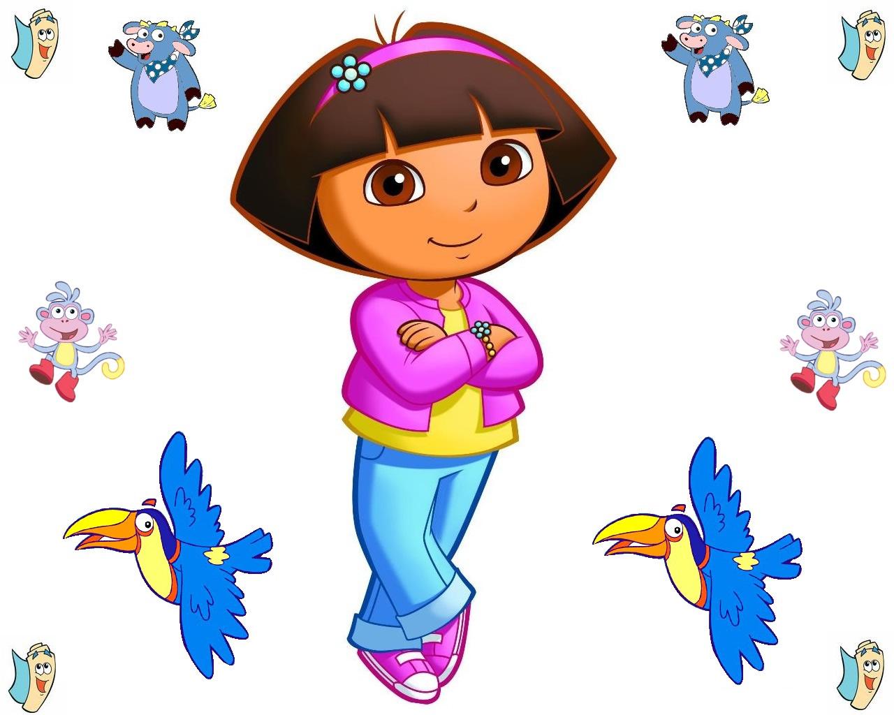 1280x1024 Dora Pictures