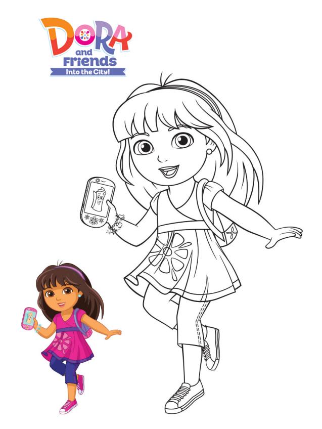 637x848 Pin By Lmi Kids On Dora Amp Friends