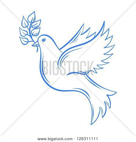 Dove Flying Drawing At Getdrawings Com Free For Personal Use Dove