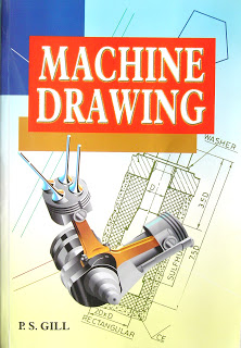 222x320 Books Machine Drawing P.s.gill