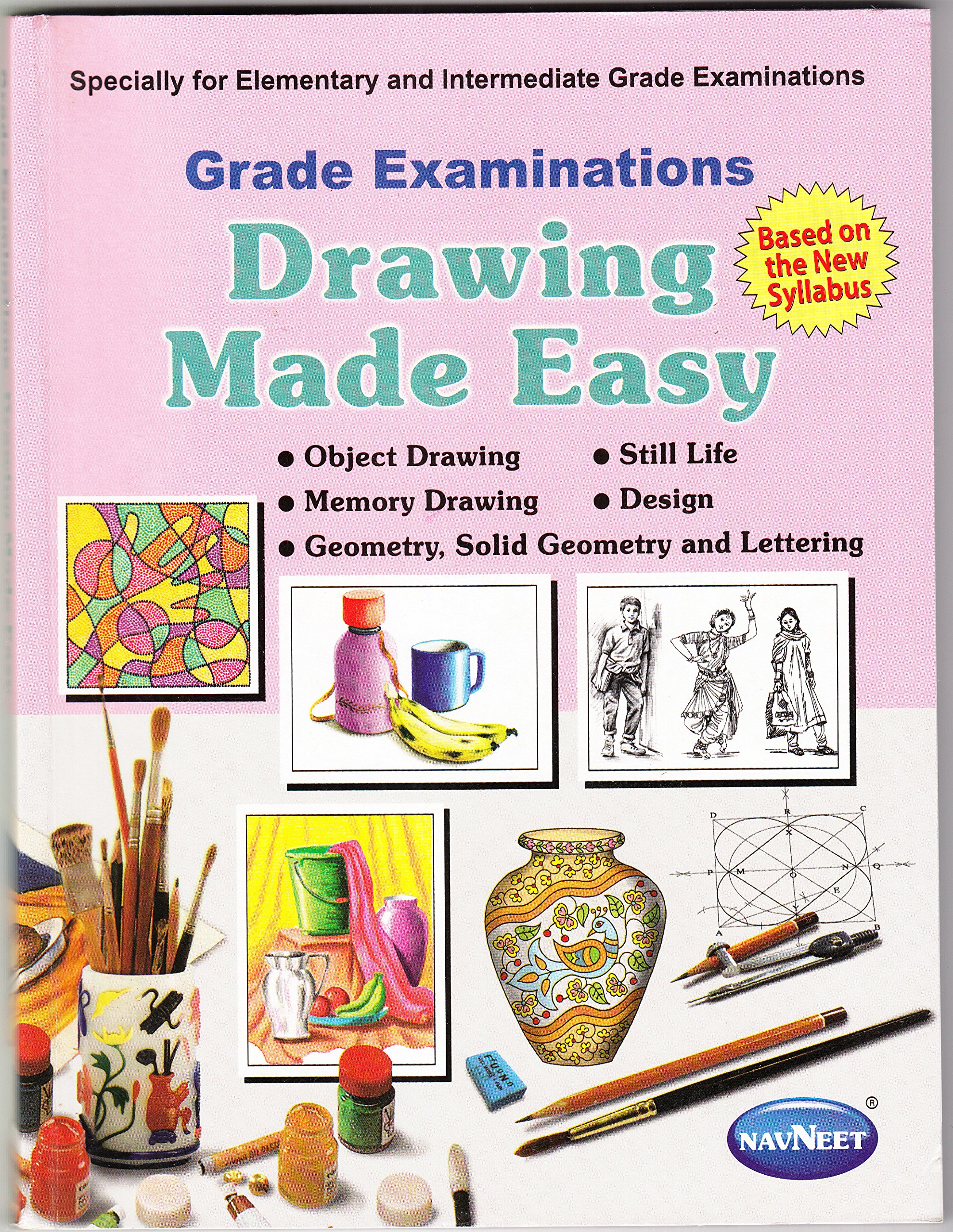 1980x2560 Buy Grade Examination Drawing Made Easy Book Online
