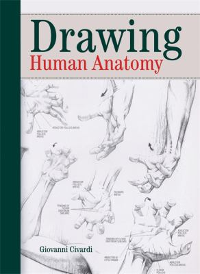 292x400 Drawing Human Anatomy Book By Giovanni Civardi