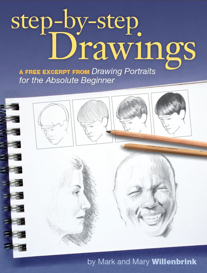 Pencil Sketching Tutorial Books