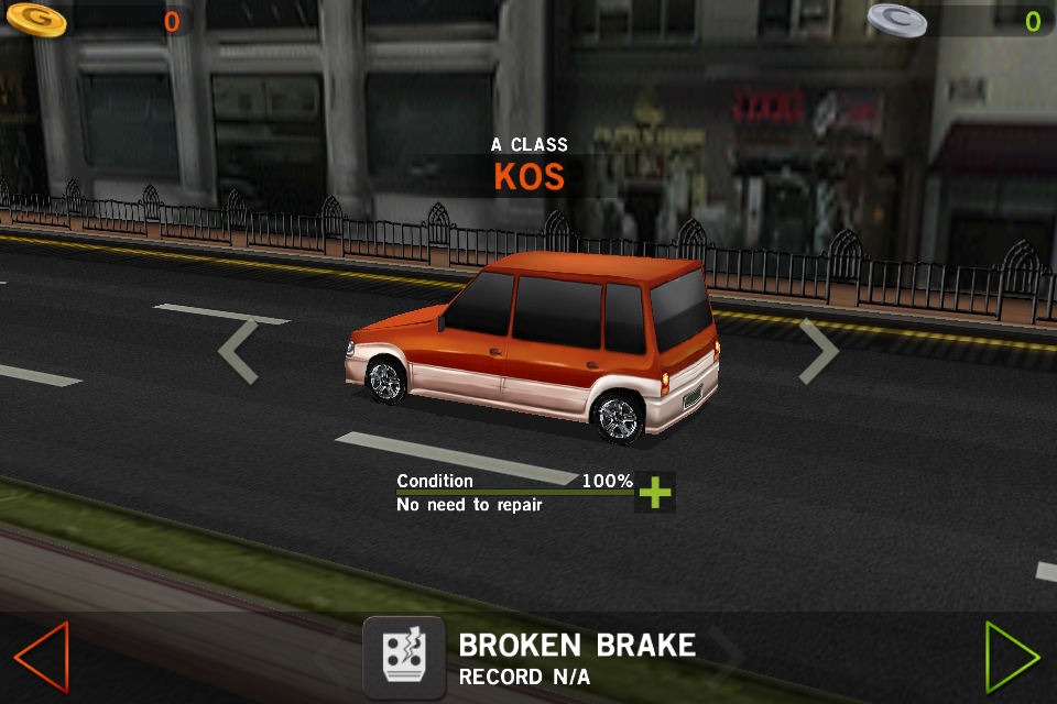 960x640 Dr. Driving Android Gamepad Games