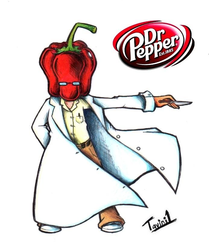 693x824 Dr Pepper By Tavini1