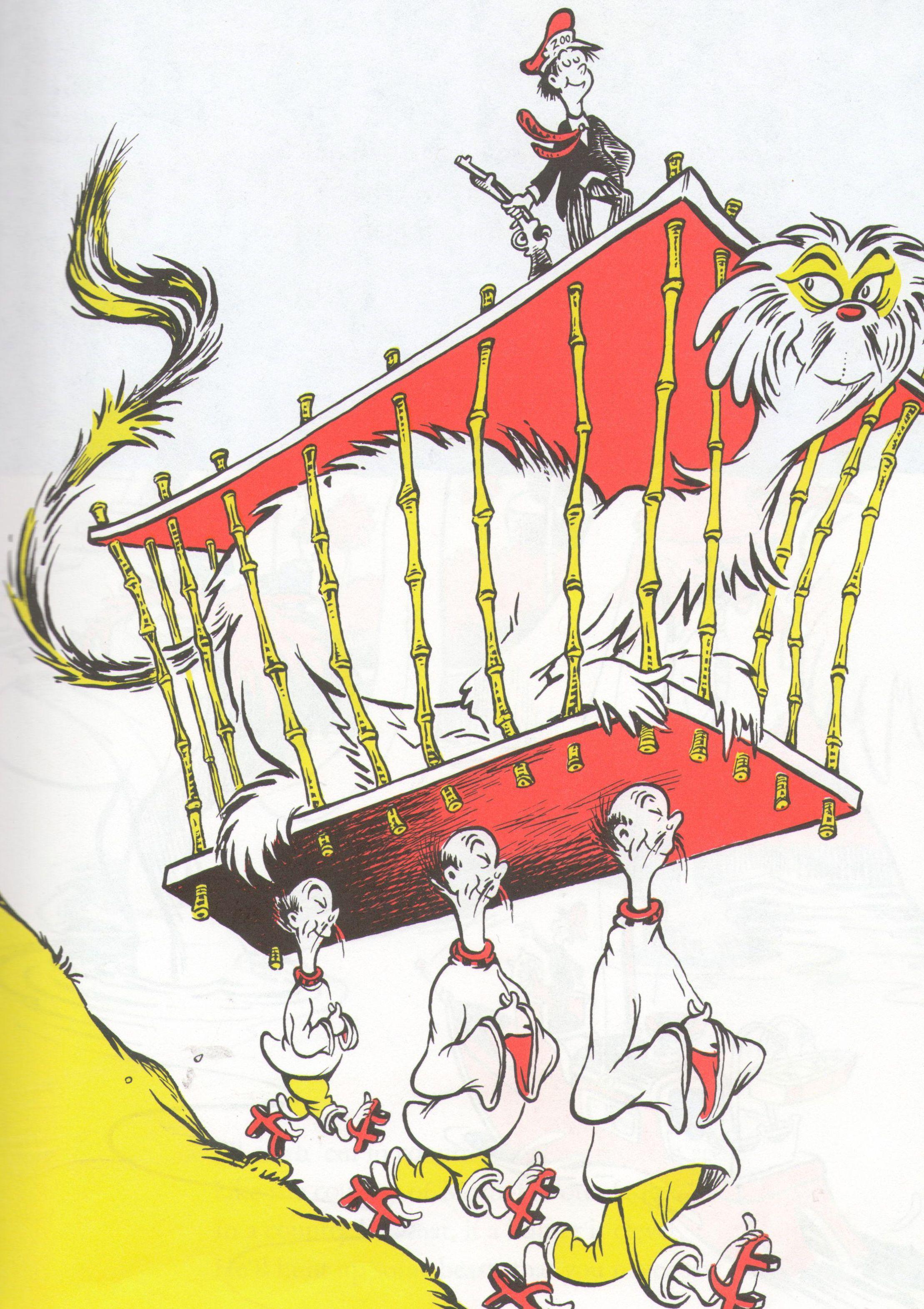 2217x3140 Dr. Seuss, Theodor Seuss Geisel, Illustrations, Drawings